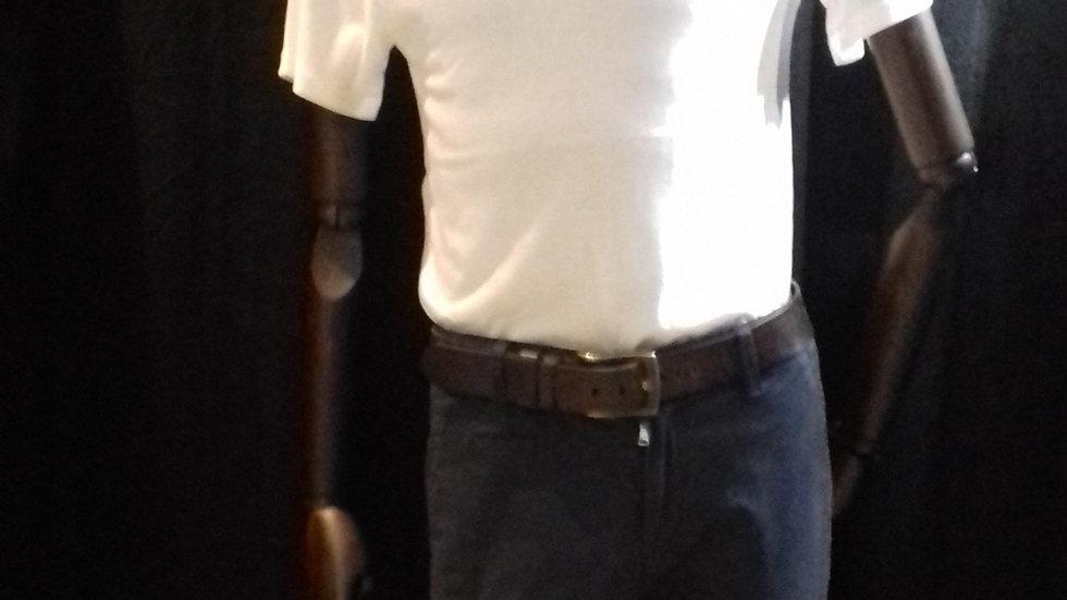 Pantalon toile Marine