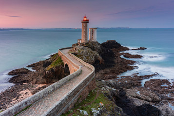 Petit Minou Lighthouse - Sunset