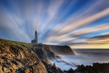 S. Pedro de Moel Lighthouse - Sunset