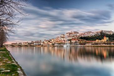 Mondego River - Sunset