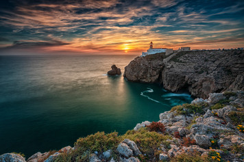 Cabo de S. Vicente - Sunset