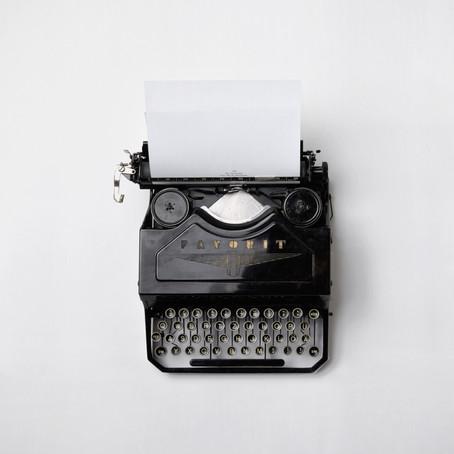 """Conte uma história. Conte """"A"""" história."""