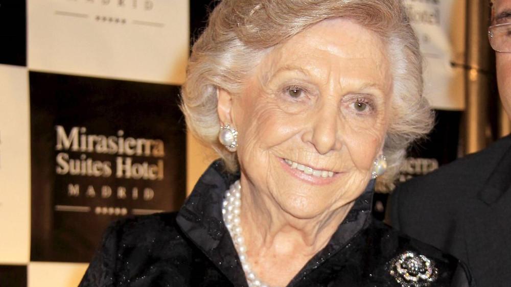 """Morreu a fundadora da revista espanhola """"¡Hola!"""""""