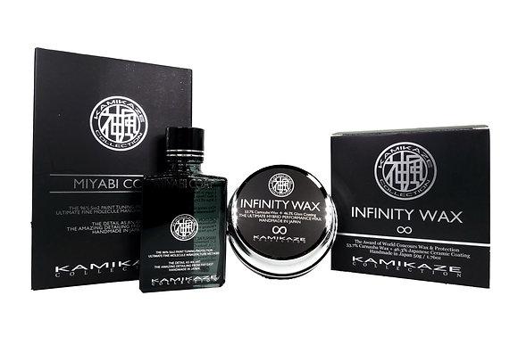 INIFINITY WAX KIT
