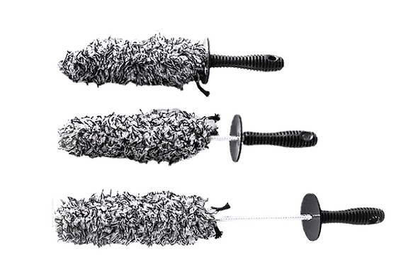 DETAILING WHEEL BRUSH SET