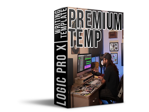 Logic Pro X Premium Writing Template