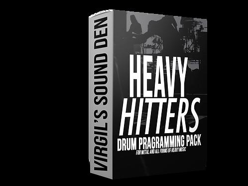 Heavy Hitter Drum Programming Pack