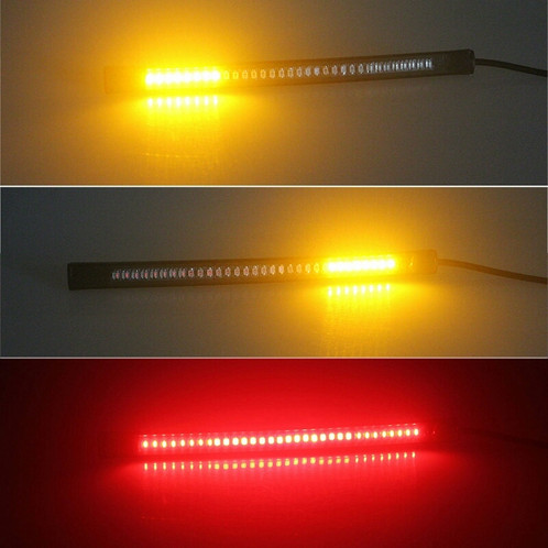 Led strip motorcycle led tail light aloadofball Gallery