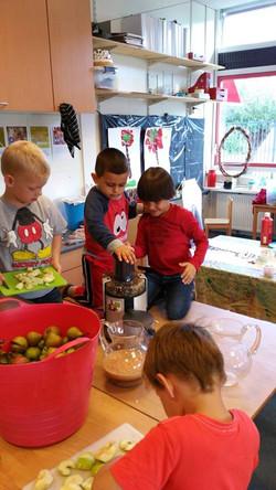 Aan de slag met de appels