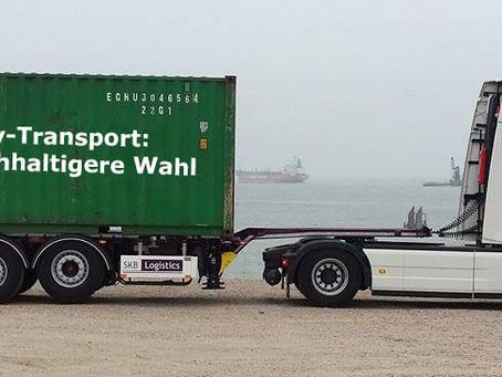 One-Way-Transport: eine nachhaltigere Wahl