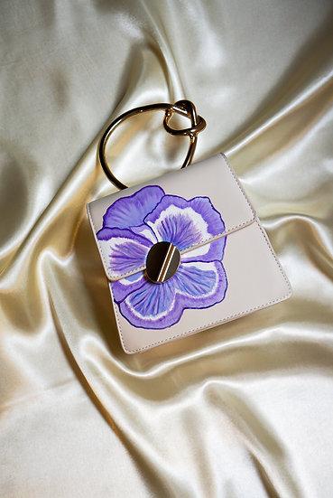 BIG FLOWER Shoulder Bag