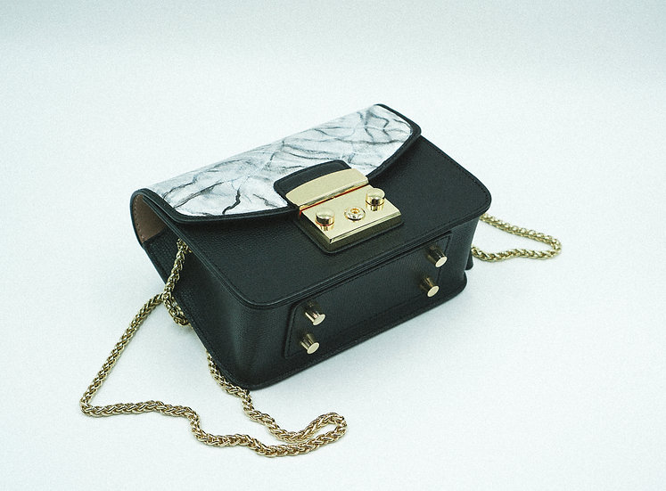 MARBLE Bag Full Leather