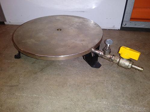 Fischer GA-001 High Vacuum Plate [Cast Iron