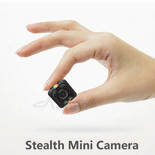 SQ11 Mini DV Camera x1 [FHD 1080P [Motion Detection [Night Vision