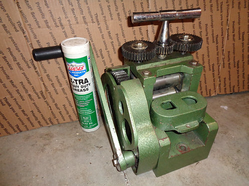 Contenti Compact Economy Rolling Mill [6 Rollers