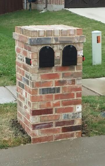 Flattop Mailbox