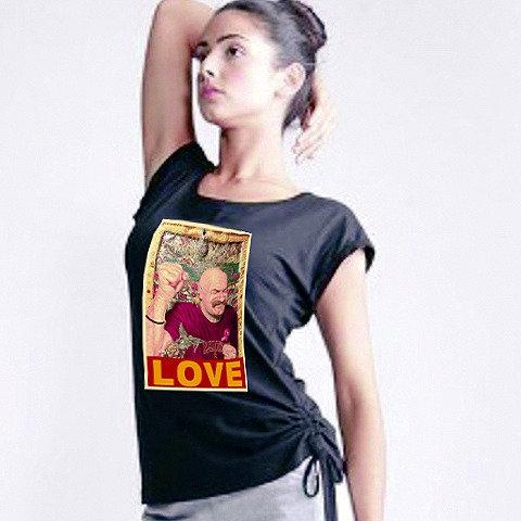 Tache Love Ladies Slounge T Shirt
