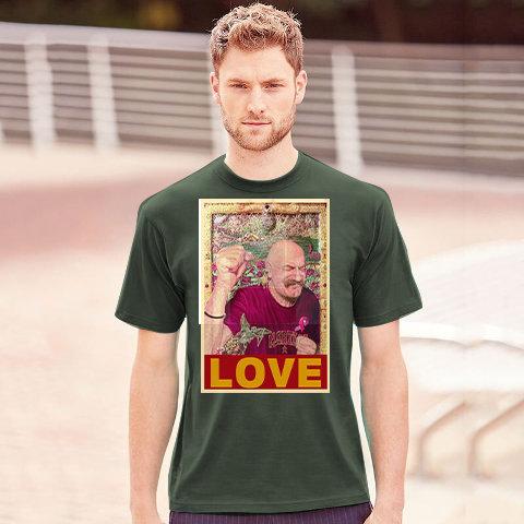 Tache Love Classic T Shirt