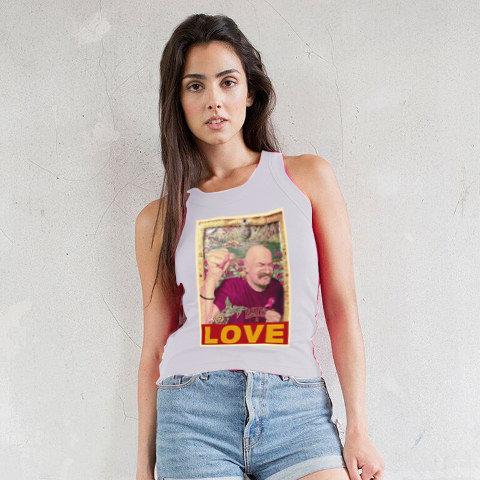 Tache Love Ladies Tank Vest