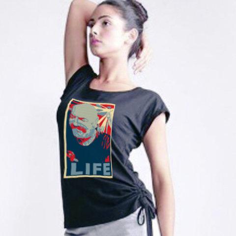 Tache Life Ladies Slounge T Shirt