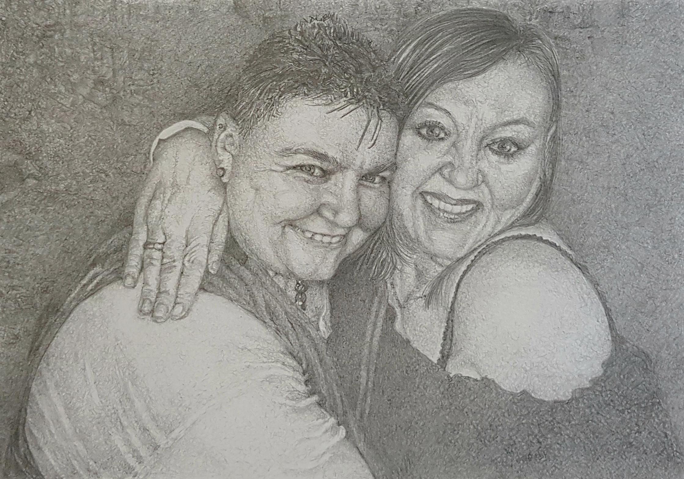 Tara and Karen
