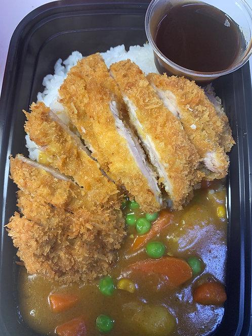 Tue. 6/8/20 - Pork Katsu Curry
