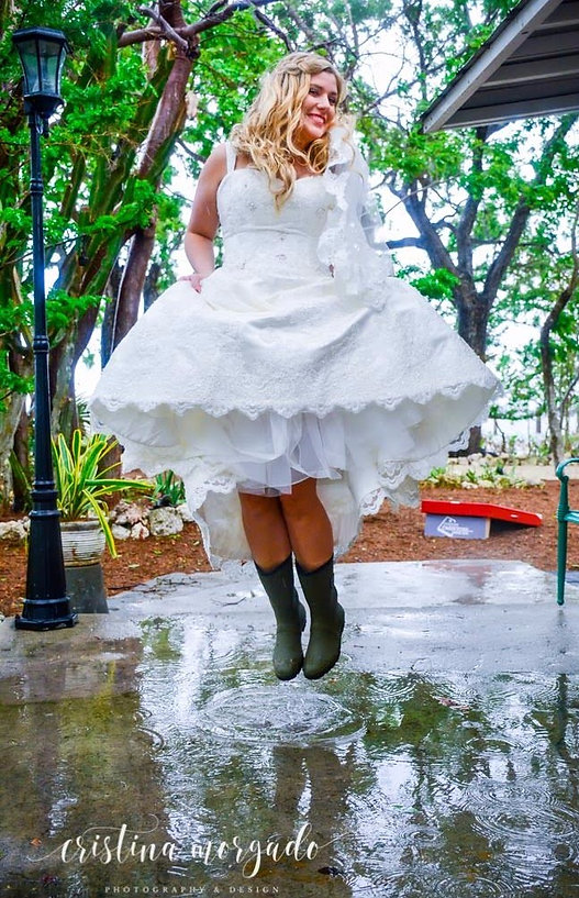 Even in the Rain Happiness is everywhere Cristina Morgado Photography & Design
