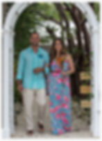 Weddings at Historic Shadow Point Key Largo Fl