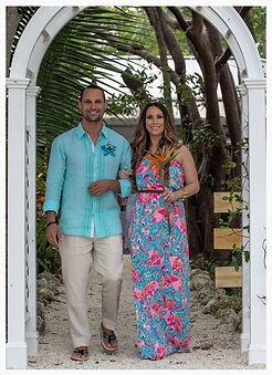 Weddings at Historic Shadow Point Key Largo Fl