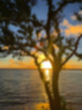 Sunrise at Historic Shadow Point