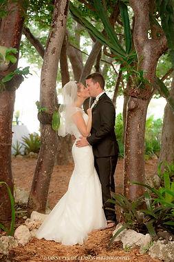 Wedding at Historic Shadow Point in Key Largo
