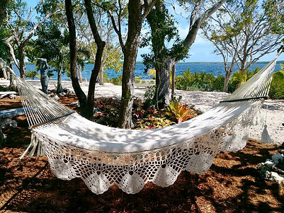 Wedding hammocks