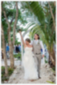 Weddings at Historic Shadow Point in Key La