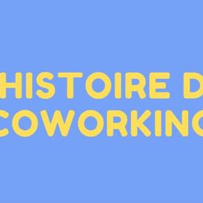L'histoire du coworking
