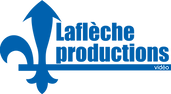 Logo Laflèche Productions