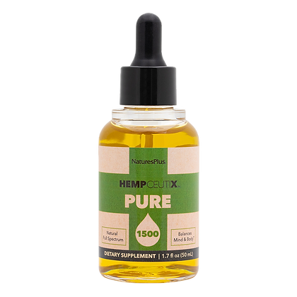 Pure 1500 Hemp Oil