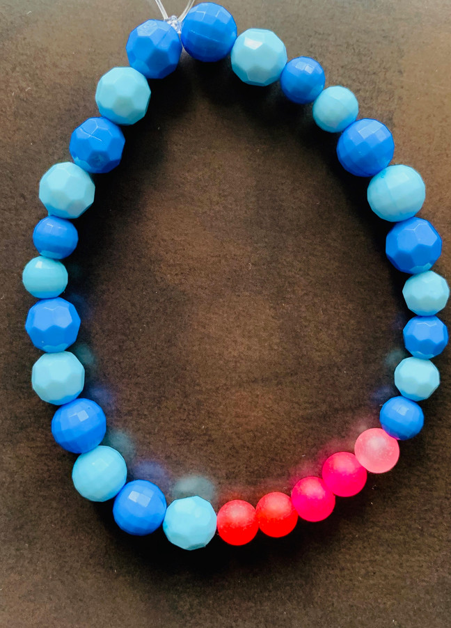 How to Make the D.R.E.W. Projects MHDay Bracelet
