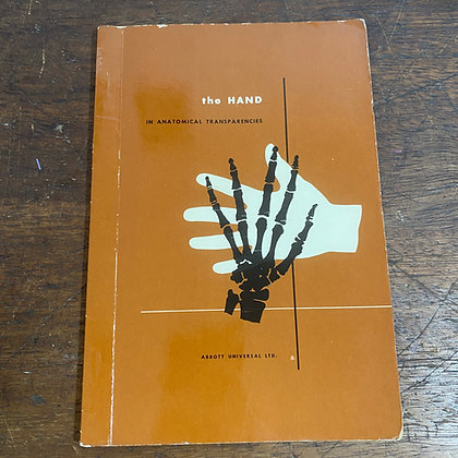 The Hand - Anatomical Transparencies