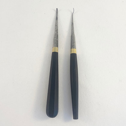 Ebony Handled Dental Tools