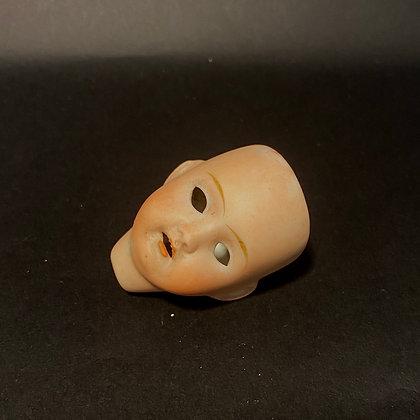 Early 20th Century Porcelain Dolls head