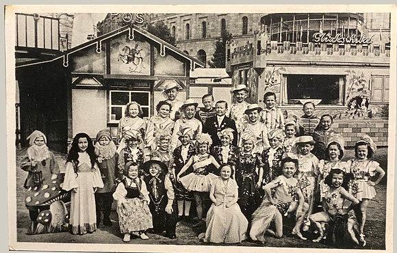 C H Schafers Midges - Postcard