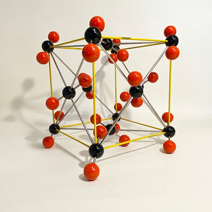 Carbon Dioxide, Atomic Structual, Teaching Model