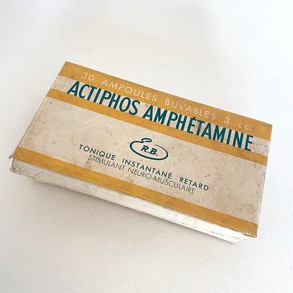 Vintage Aphetamine Box