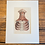 Thumbnail: Muscles of the Neck - Original Mounted 1847 Print