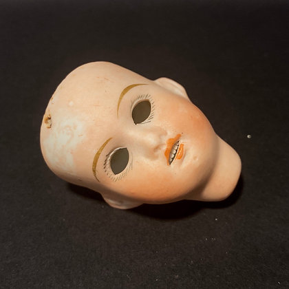 Early 20th Century Porcelain Dolls head