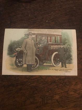Hugo the Giant Postcard
