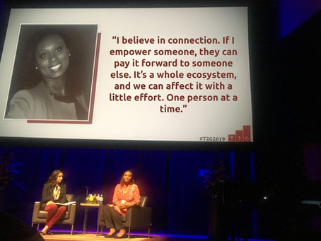 Red Dot Founder Speaks at the Time to Grow Conference