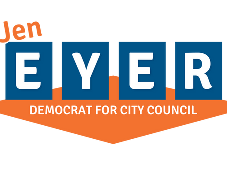 Ann Arbor City Council Candidate Jen Eyer reported more than 340 individual donations in Ward 4 race