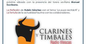 Entrevista en Clarines y Timbales