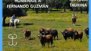 Presentación de Carteles y Homenaje a Fernando Guzman en Pedrezuela